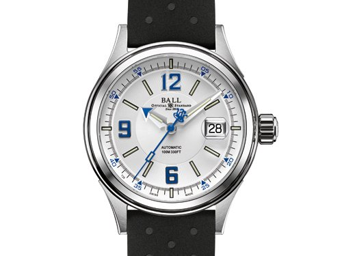 Reloj Automático Ball Fireman Racer, Acero inoxidable, NM2088C-PJ-WHBE: Amazon.es: Relojes