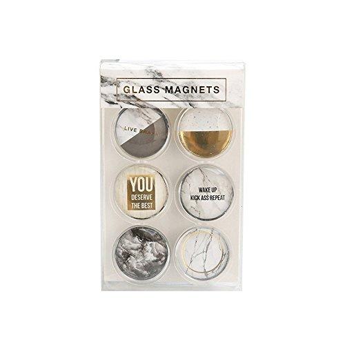 fridge magnet gold - 6