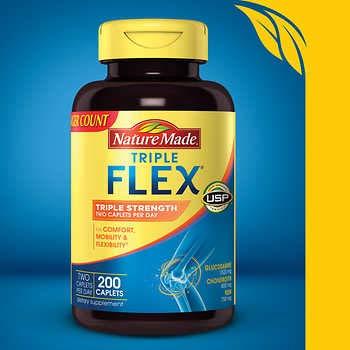 (Nature Made TripleFlex - Glucosamine Chondroitin - 170 Caplets)