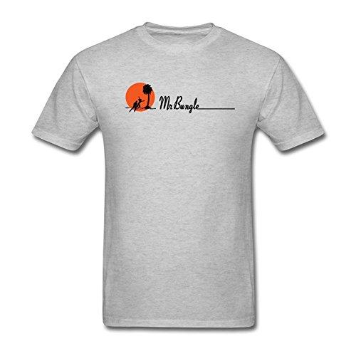 4d794c900f7ff WANTAI Men s Mr. Bungle Custom Cool Tee Shirts