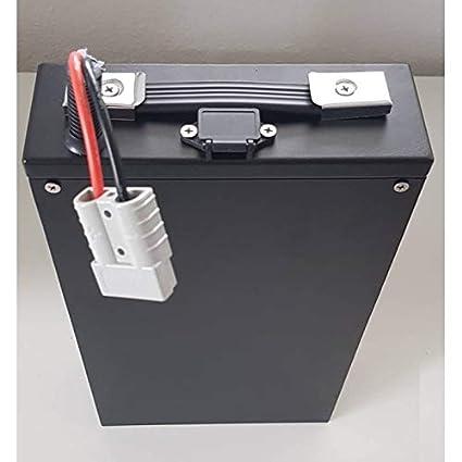 Batería de iones de litio para el patinete eléctrico ...