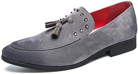 Apragaz Zapatos Oxford para Hombre Sólido Color Sólido ...