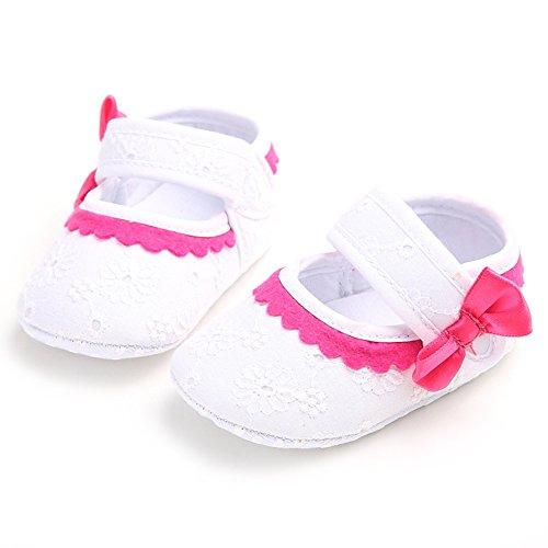 7d643ffe1 Pueri Zapatos del bebé Zapatos de las niñas de la primavera y el verano  Para los ...