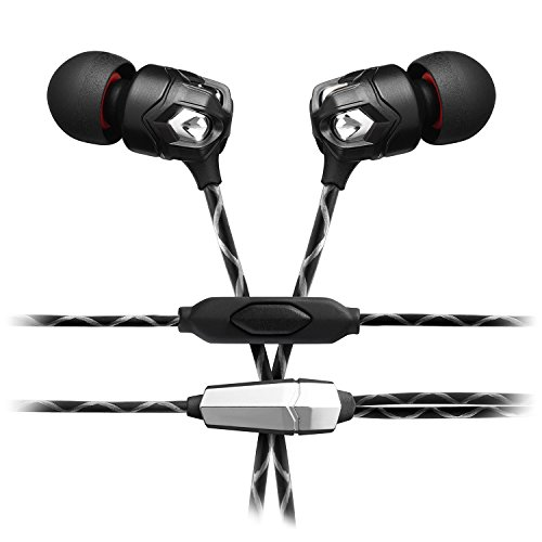 V-MODA Zn In-Ear Modern Audiophile Headphones with, used for sale  Delivered anywhere in USA