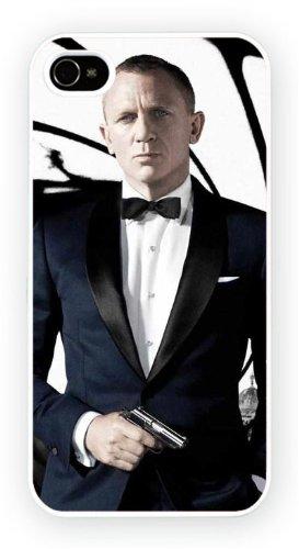 Skyfall Daniel Craig, iPhone 6, Etui de téléphone mobile - encre brillant impression