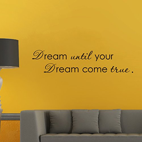 Dream Until Your Dreams Come Ture\