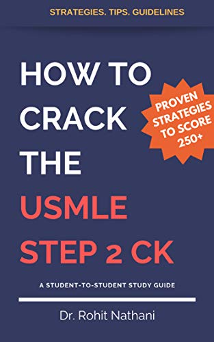 Amazon com: How to Crack the USMLE STEP 2 CK: Proven