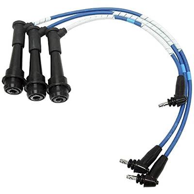 NGK RC-TE79 Spark Plug Wire Set: Automotive