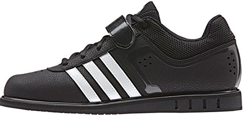 Adidas Powerlift 2.0 Mens Weight Lifting Shoes - Black-UK 13