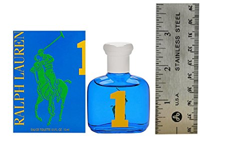 Ralph Lauren Polo Big Pony #1 Mini Men Eau De Toilette EDT 0.5oz / 15ml ()