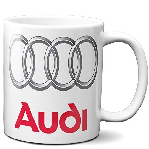 Audi - Sport Cars German Cars - Real Cars Audi TT Audi A5 Audi A3 A4 Audi USA - 11OZ Coffee Mug