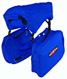 Hamilton Versa-Packs Equine Insulated Saddlebag with Backpack, Blue