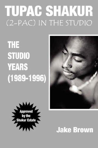 Tupac Shakur 2Pac Studio Years product image