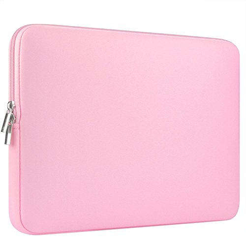 CCPK 13 Inch Laptop Sleeve 13.3 Inch Computer Bag 13.3-inch Netbook Sleeves 12.9 in Tablet Carrying Case Cover Bags 13 Notebook Skin Neoprene, Pink