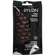 Dylon Permanent Fabric Dye 1.75oz-Dark Brown