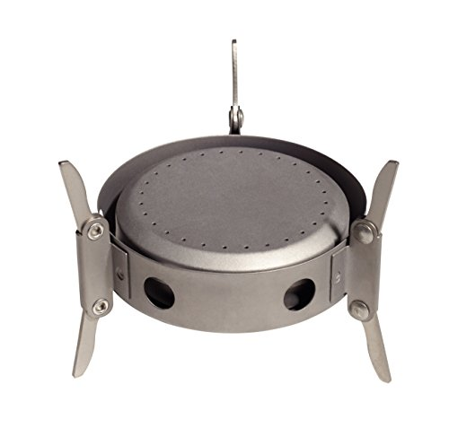 Vargo Triad XE Multi-Fuel Stove - Multi Fuel Camping Stoves