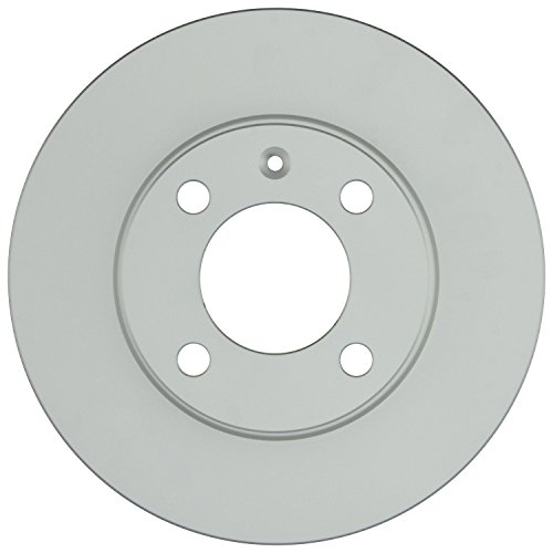 Bosch 14010020 QuietCast Premium Disc Brake Rotor For Audi: 1984-1987 4000, 1983-1987 Coupe; Volkswagen: 1985-1993 Cabriolet, 1985-1992 Golf, 1985-1995 Jetta, 1980-1984 Rabbit Convertible; Front