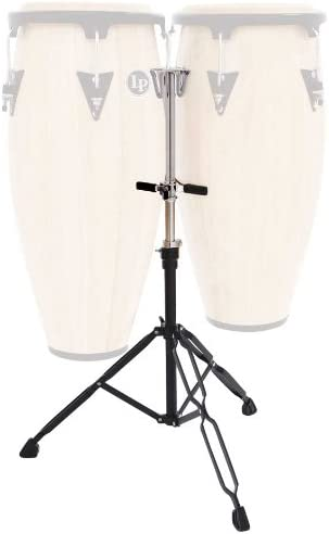 Latin Percussion LPA653 LP Aspire Slide Mount Double Conga Stand