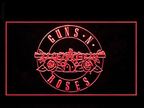 Guns N Rose Advertising Led Light Sign