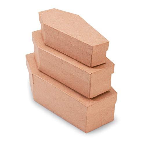 Bulk Buy: Darice DIY Crafts Paper Mache Box