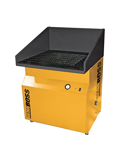 VentBoss S210 Downdraft Table Fume Extractor, 1280 ()