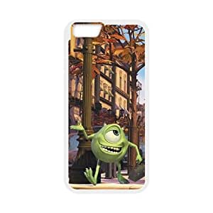 iPhone 6 4.7 Inch Cell Phone Case White Monsters, Inc7 Kqgcv