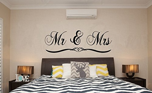 Cheap  Homefind Sweet Couple Series Free Standing Letters - Mr & Mrs -..