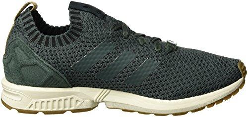 Utility Utility Basses Ivy Gris adidas Gum Flux Ivy Sneakers Primeknit ZX Homme qIzI0B