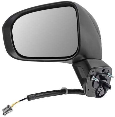 FOR 2012-2015 HONDA CIVIC FACTORY STYLE DOOR MIRROR GLASS LENS HEATED LEFT LH