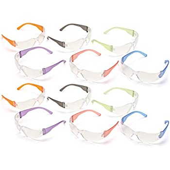 3bcc301eb08 Pyramex S4110SMP Intruder Safety Glasses (12 Pack)