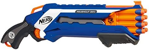 Nerf Elite Rough Cut – Blaster a Doppia Canna