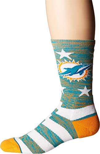 Stance Men's NFL Dolphins Banner Orange