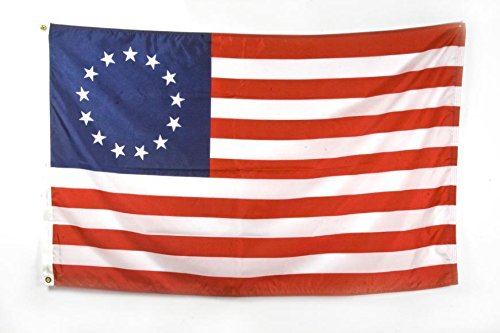 3x5 American 13 Colonies Betsy Ross FLAG 3'x5' house banner