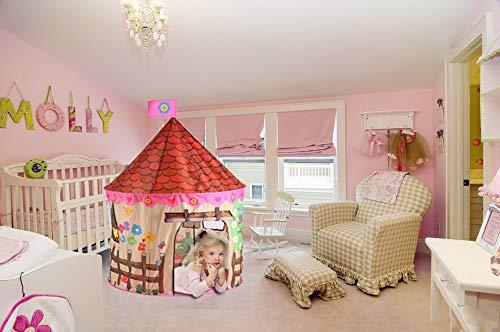 Principessa pop up castello ragazze giochi tenda tenda gioco per