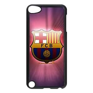 iPod Touch 5 Case Black Barcelona Football 002 SYj_926452