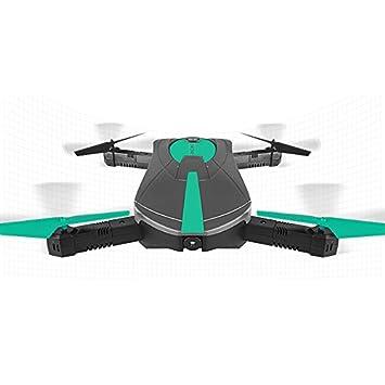 SODIAL RC Drone JY018 2.0MP Camara 720P WiFi FPV Drone de Bolsillo ...