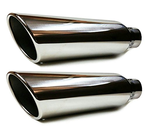 Colt Universal Truck Exhaust Tips (2.5