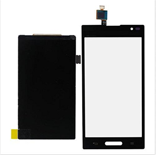 Black Touch Screen Digitizer LCD Display For LG Optimus L9 P769 MS769