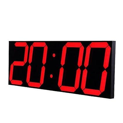 Amazon com: the egalleria Digital Wall Clock Nixie Timer