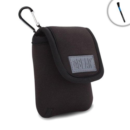 usa-gear-portable-handheld-gps-navigation-case-with-carabiner-clip-and-belt-loop-for-bad-elf-2200-23