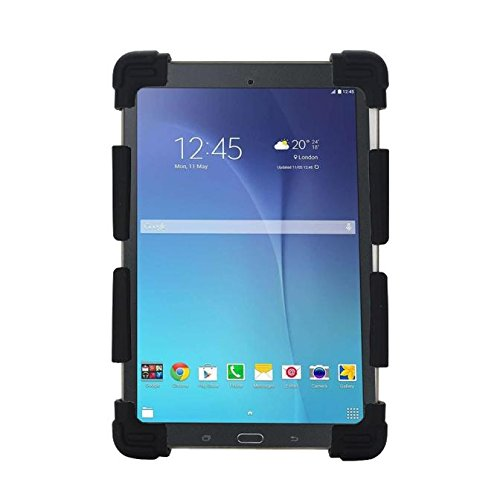 Universal Adjustable Extendable Shockproof Stand Silicone Case Cover for 7inch 7.9inch 8inch Tablets PC ipad Samsung Chuwi Tablet