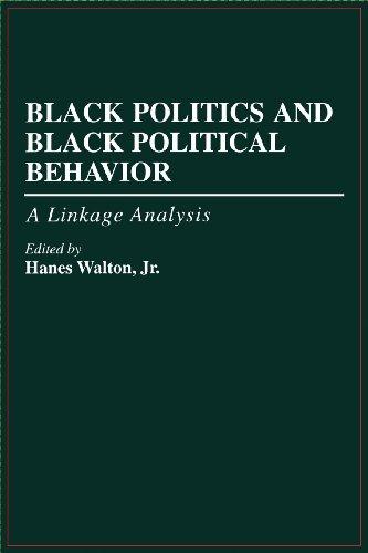 Books : Black Politics and Black Political Behavior