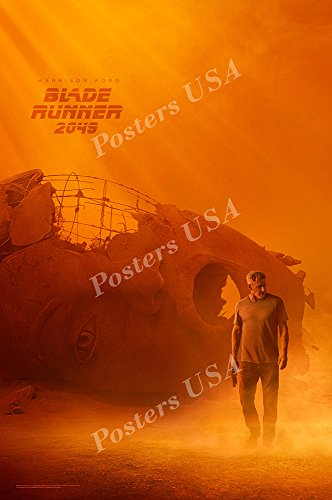 Posters USA - Blade Runner 2049 Harrison Ford GLOSSY FINISH Movie Poster - FIL415 (16