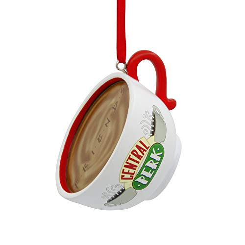 Hallmark Christmas Ornaments, FRIENDS Central Perk Ornament
