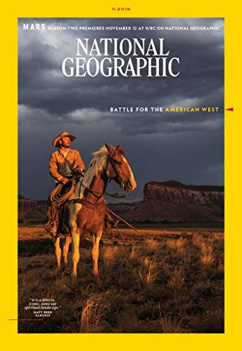 Magazines : National Geographic
