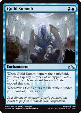 Magic: the Gathering - Guild Summit (041/259) - Guilds of Ravnica
