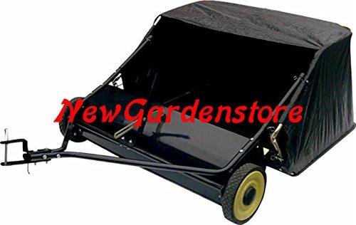 Carrito archivador a dos ruedas Pro para tractor cortacésped ...
