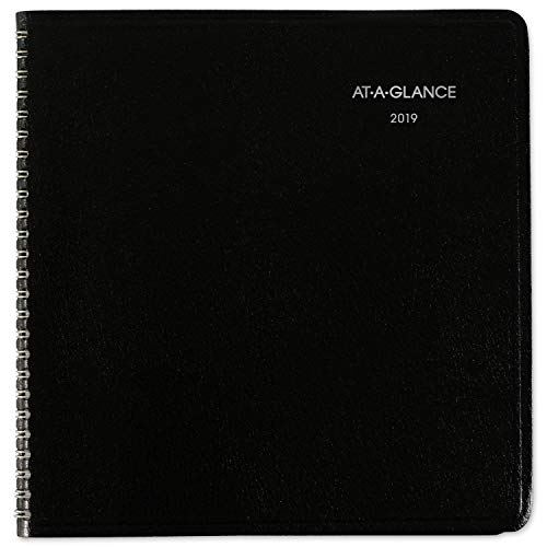 - AT-A-GLANCE 2019 Weekly Planner / Appointment Book, DayMinder, 8