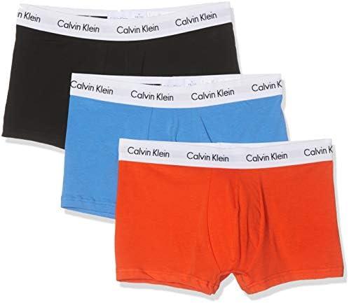 Calvin Klein Bóxer (Pack de 3) para Hombre: Amazon.es: Ropa y ...
