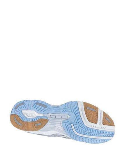 Scarpe da donna Asics Gel-task/B155N -7401 colore: charcoal/White/Silver